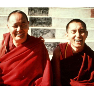 Lama Yeshe Lama Zopa