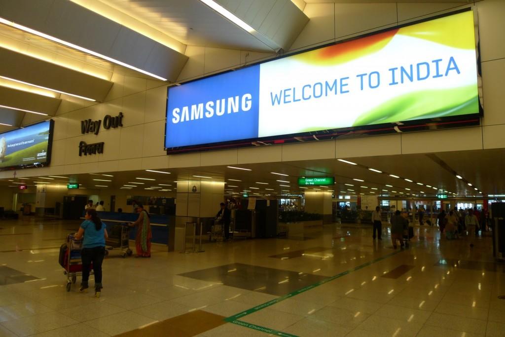welcome-to-India-at-Indira-Gandhi-International-Airport-1024x683